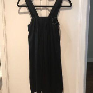 Banana Republic silk lbd